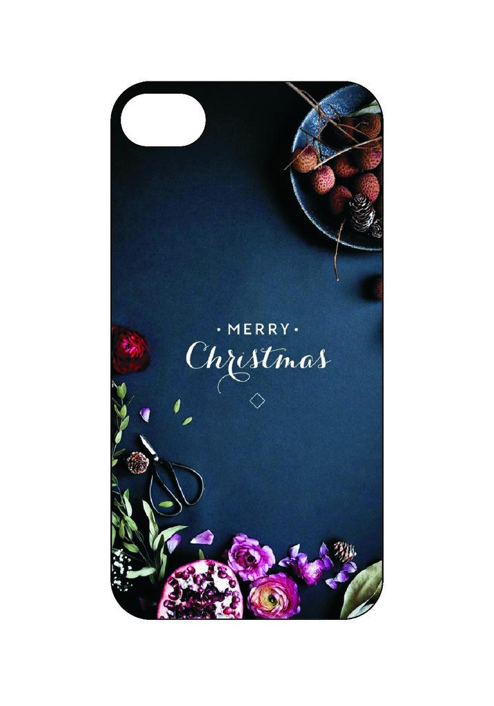 Выбери готовый дизайн для своей модели телефона: Marycristmas в NeoPlastic