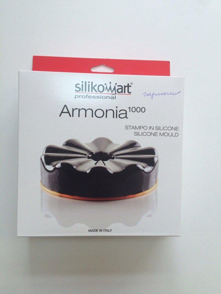 3d формы: Силиконовая форма для муссовых тортов Silikomart Armonia в ТортExpress