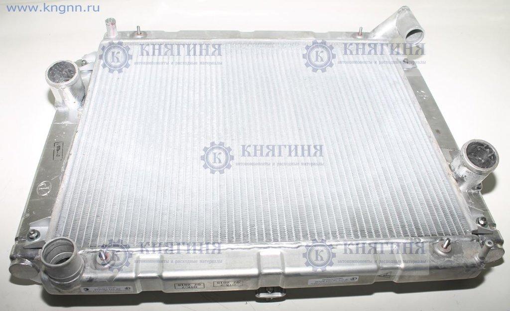 Радиатор охлаждения ГАЗель дв. Cummins ISF 2.8L (блок радиаторов) в Волга
