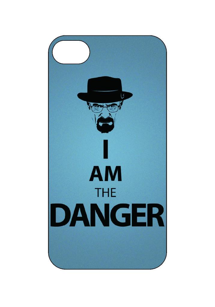 Выбери готовый дизайн для своей модели телефона: Danger в NeoPlastic