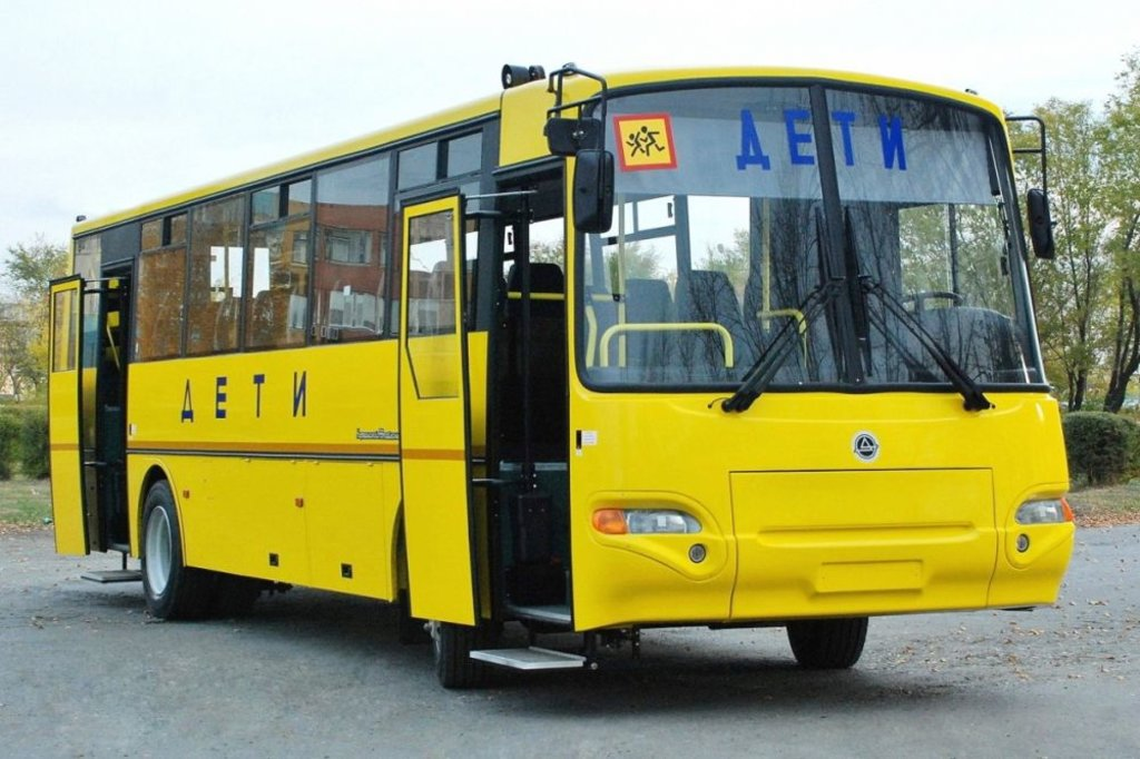 Заказ автобусов: Автобус для перевозки детей в Автобусы на заказ