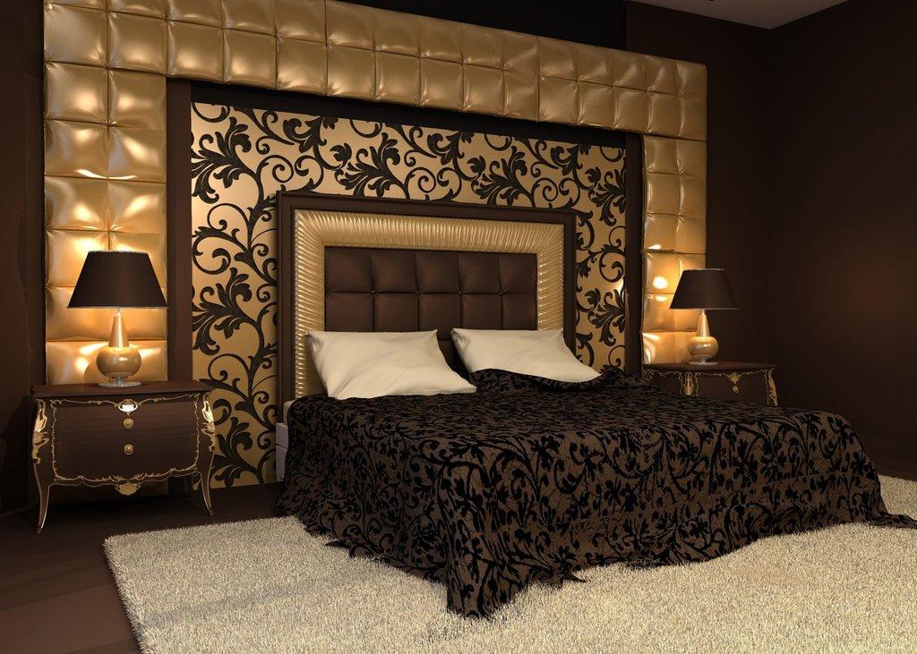 """Кровати: Кровать двуспальная """"Грасия"""" в Амадео"""