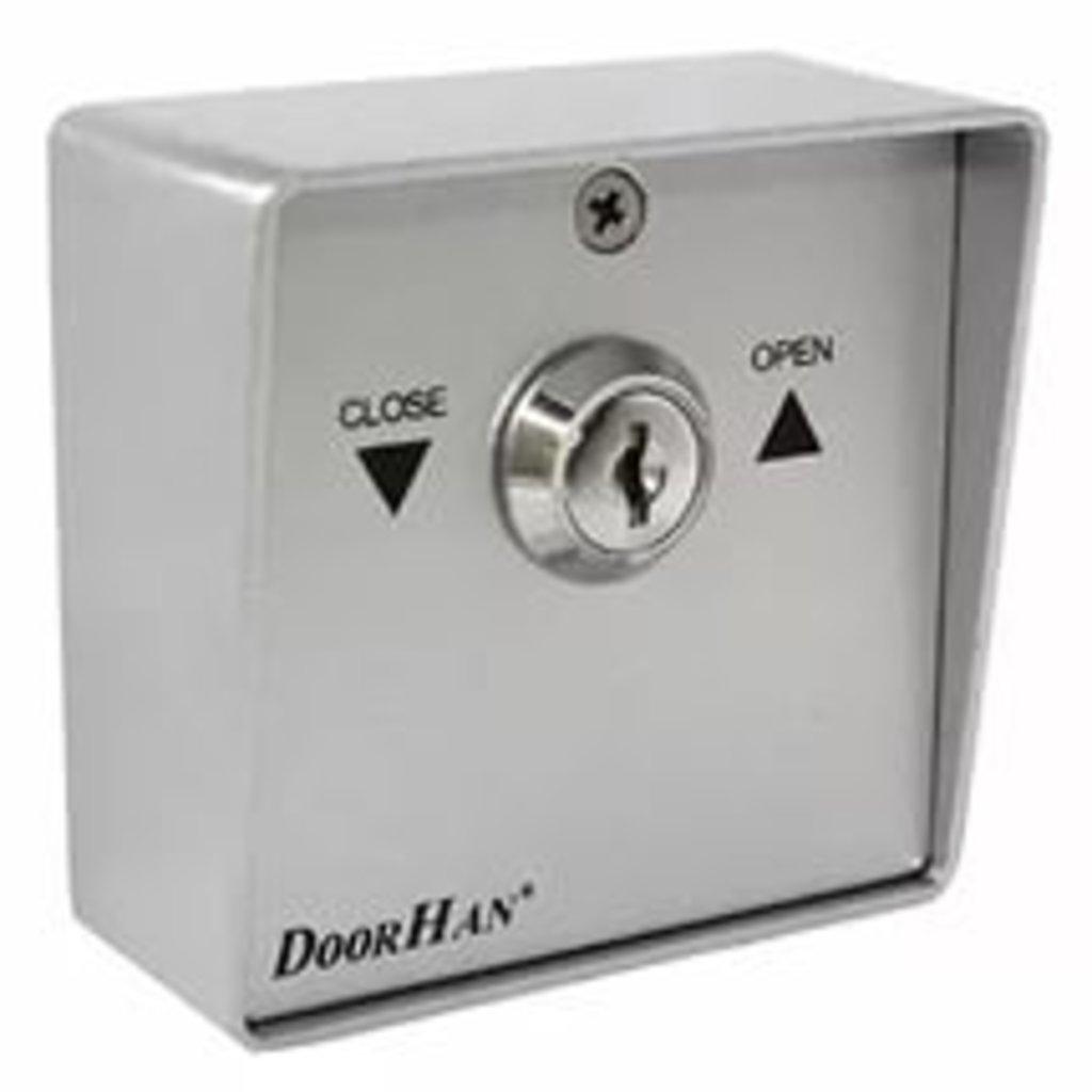 Автоматика для ворот: Ключ-кнопка Doorhan SWM для рольставней в АБ ГРУПП