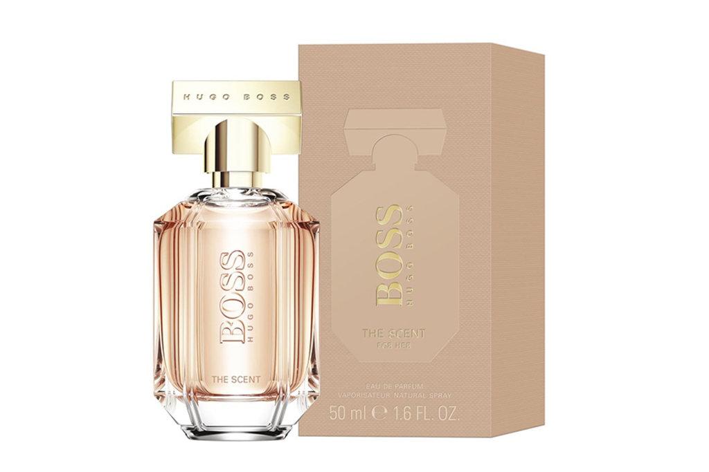 Женская парфюмерная вода Boss: Hugo Boss The Scent Парфюмерная вода жен 50 ml в Элит-парфюм
