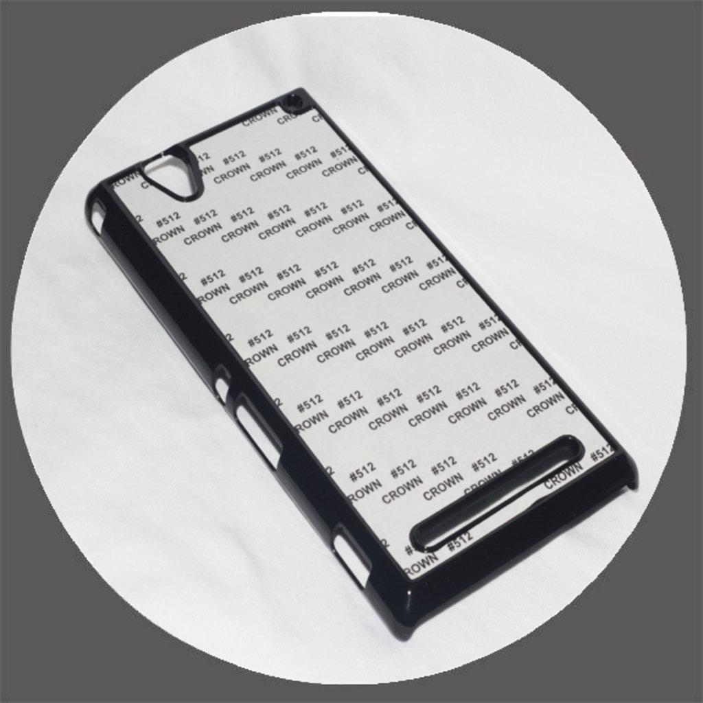 Sony: Чехол для Sony Т2 Черный пластиковый в NeoPlastic