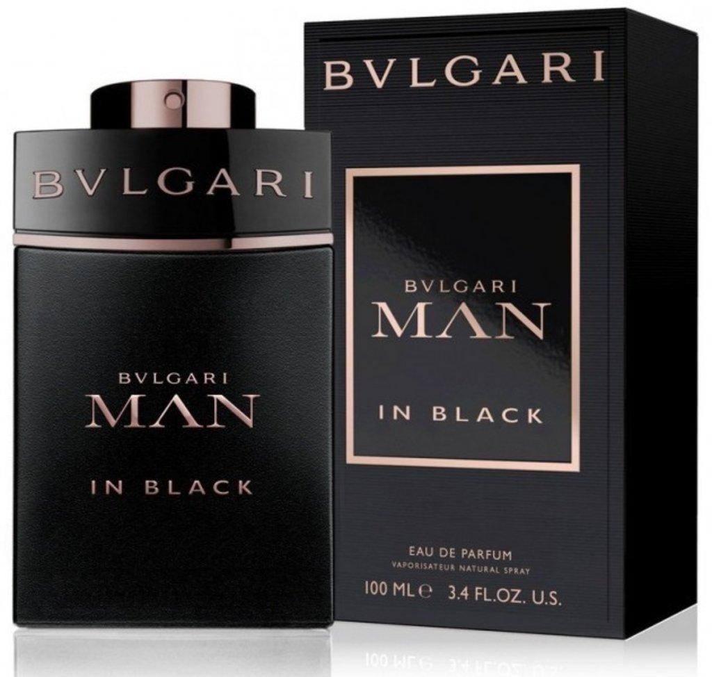 Bvlgary (Булгари): Bvlgari Bvlgari Man In Black в Мой флакон