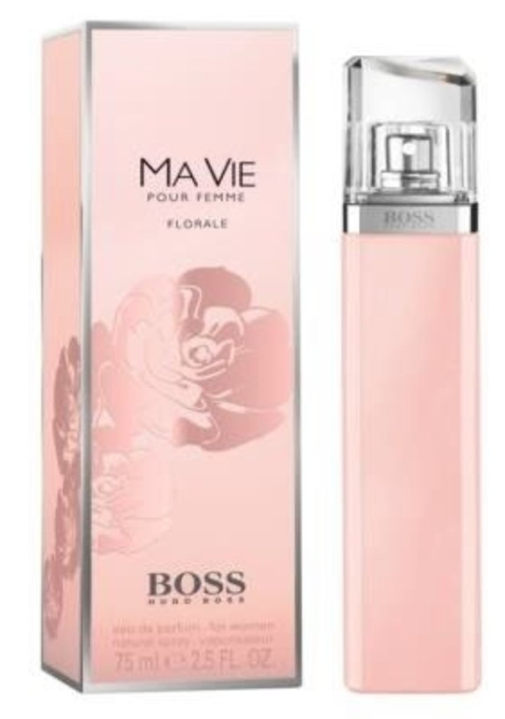 Мужская туалетная вода Boss: Boss Ma Vie Florale Парфюмерная вода edp жен 50 ml в Элит-парфюм