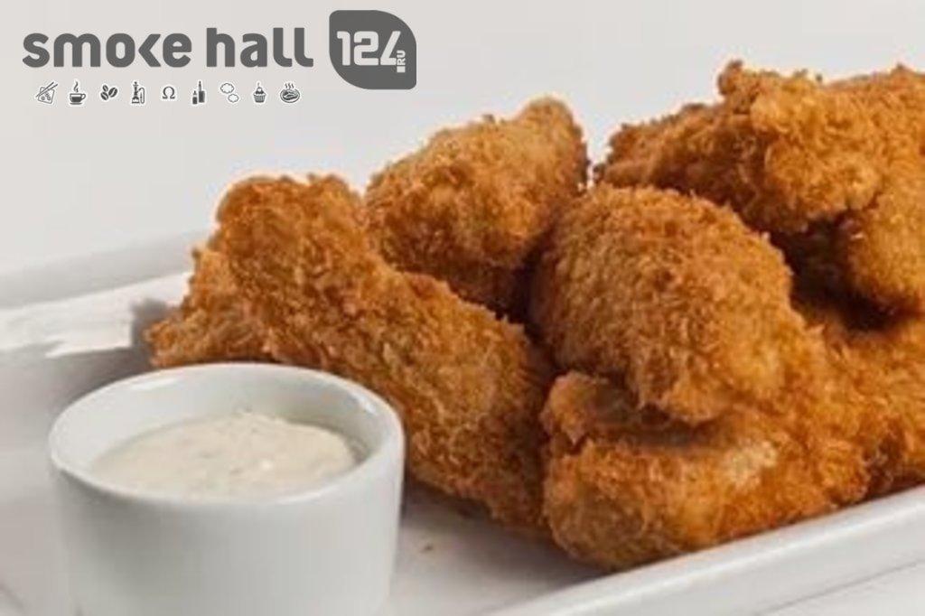 Закуски: Острые крылышки в панировке в Restorant SH