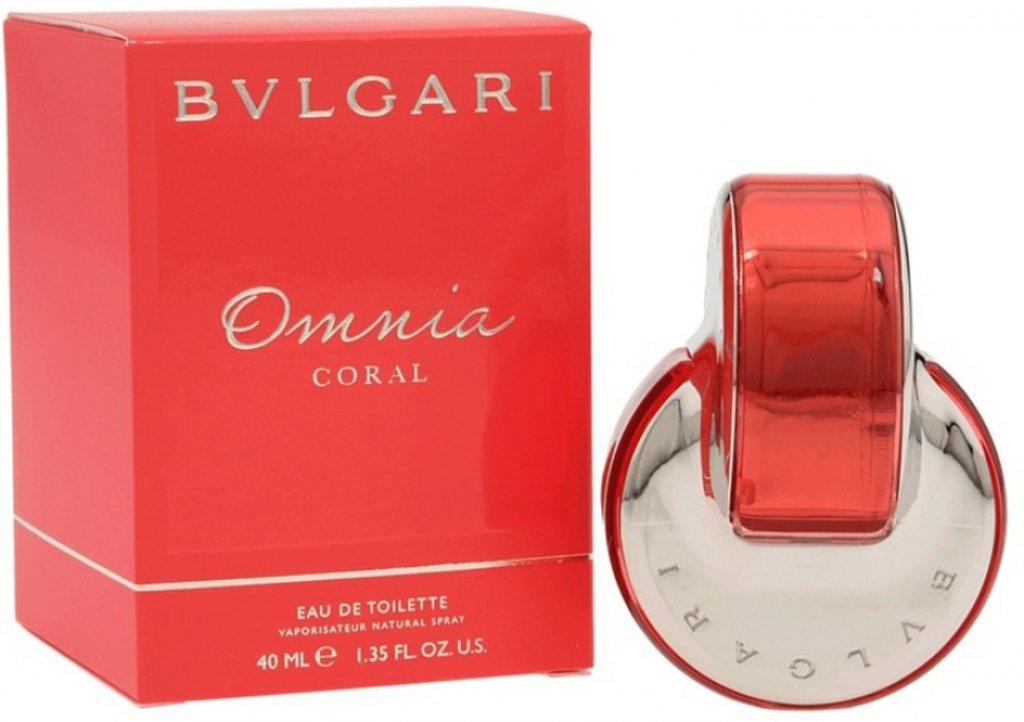 Bvlgari: Bvlgari Omnia Coral Туалетная вода edt ж 40 ml в Элит-парфюм