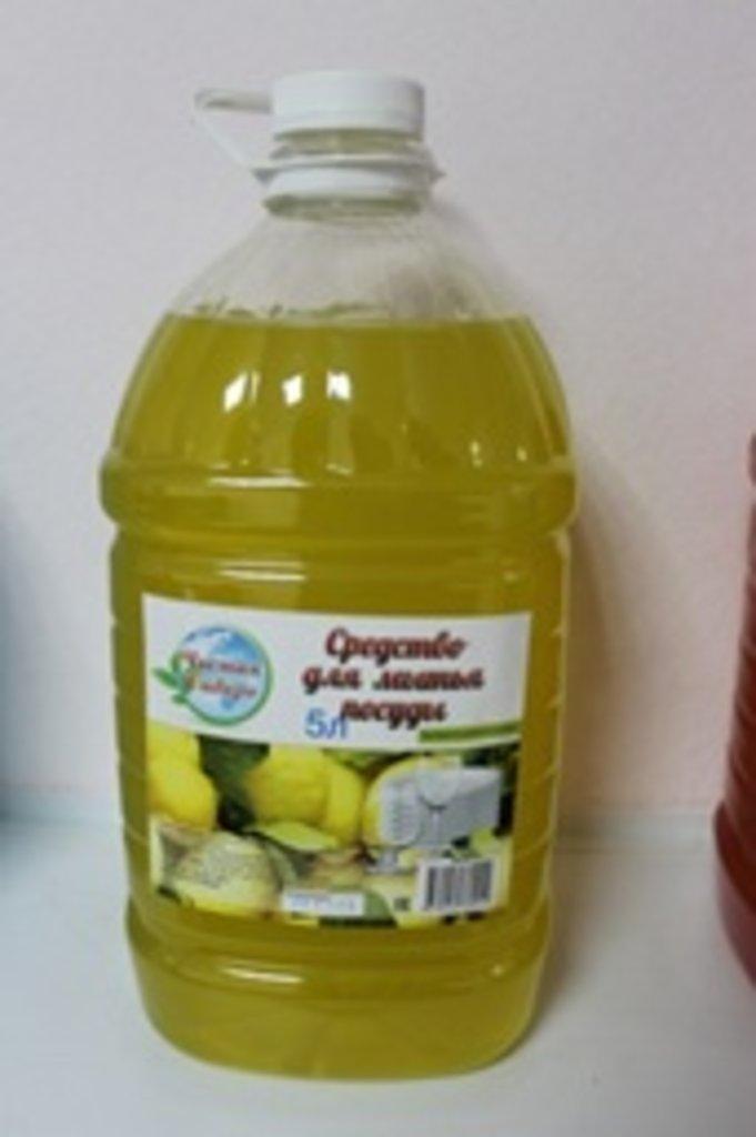 Средства для мытья посуды: Зеленое яблоко 5 л в Чистая Сибирь