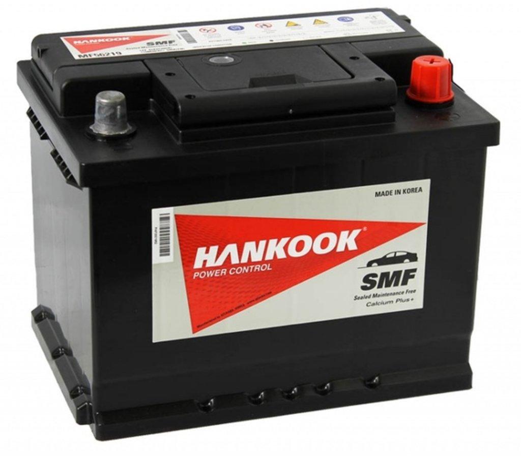 HANKOOK: Аккумулятор HANKOOK 6 СТ- 74 в БазаАКБ