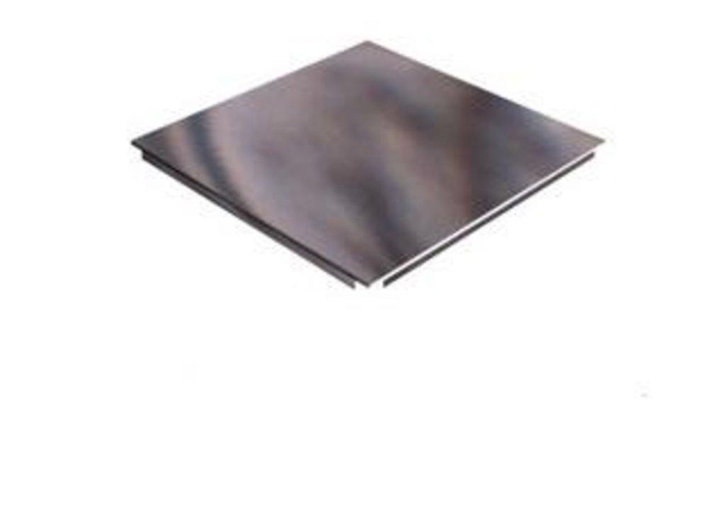 Кассетные металлические потолки: Кассета AP340АС/90° белый матовый А902 rus в Мир Потолков