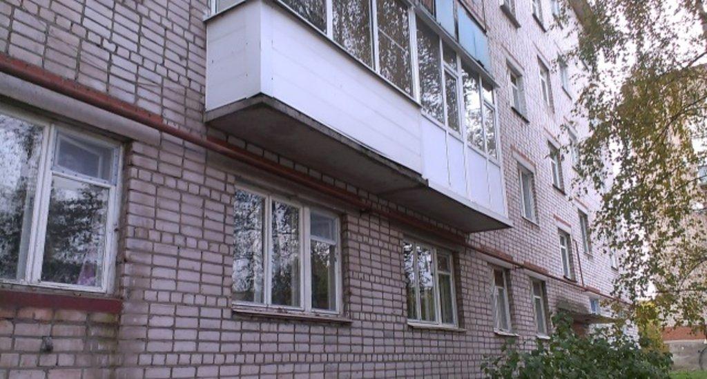 2-комн. квартира: 2-к квартира, 44 м², 1/5 эт. п.Тоншалово, ул.Молодежная, д.5 в А.Н.Квадратный метр