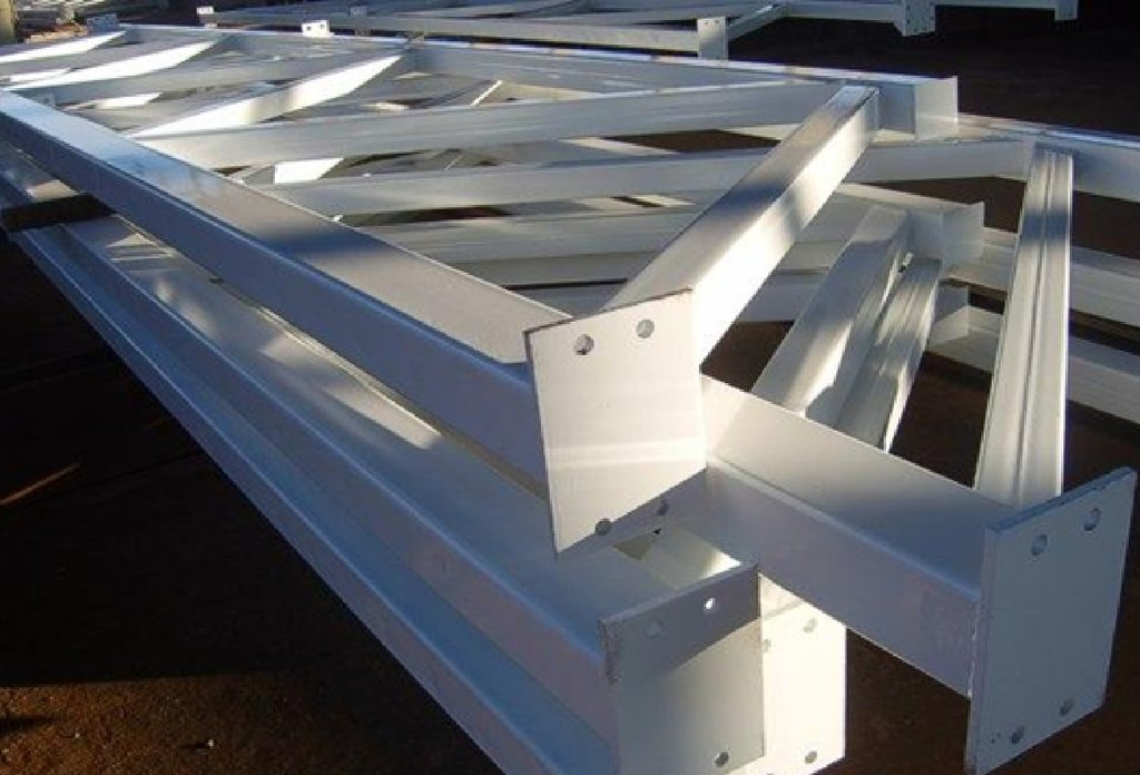 Металлоконструкции: Металлические конструкции в Металл Вологда