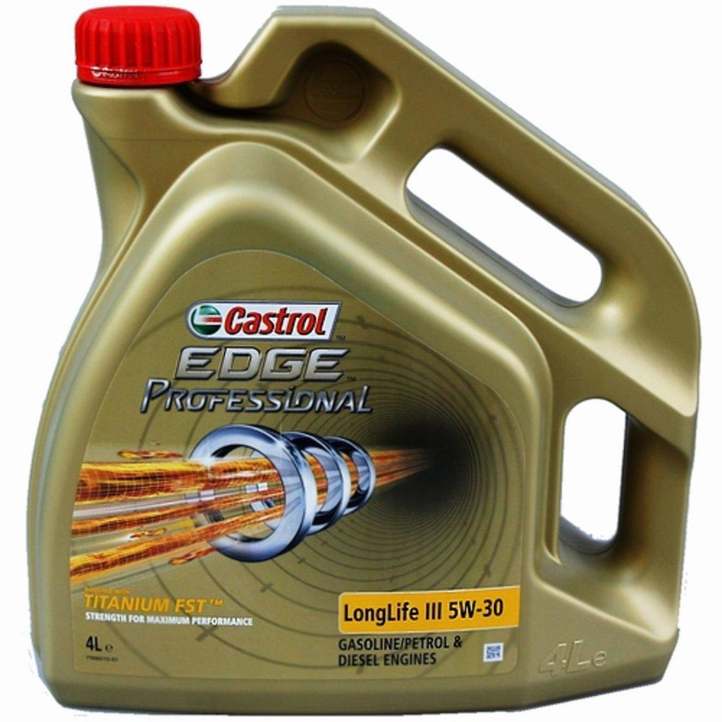 Автомобильные масла и смазки, общее: Масло CASTROL EDGE 5W30 long life  в разлив в АвтоСфера, магазин автотоваров