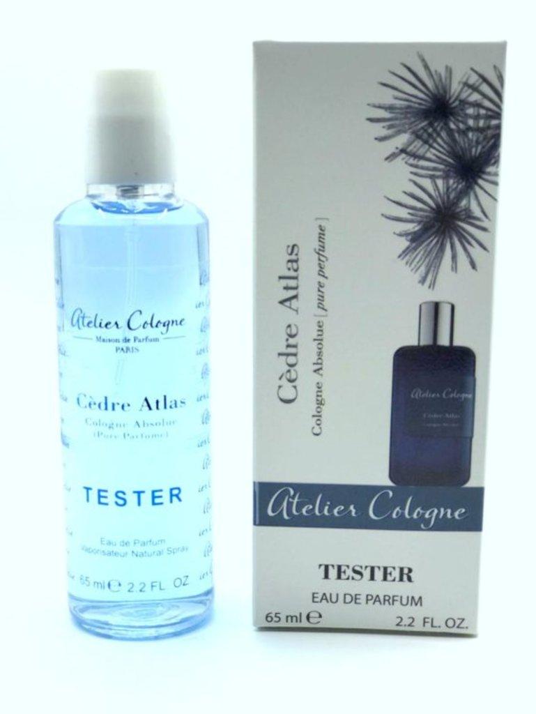 Мини парфюм 65 ml: Мини парфюм Atelier Cologne Cedre Atlas 65 мл в Мой флакон