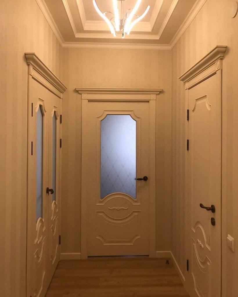 Двери Альберо: Леонардо в Салон дверей Доминго Ноябрьск