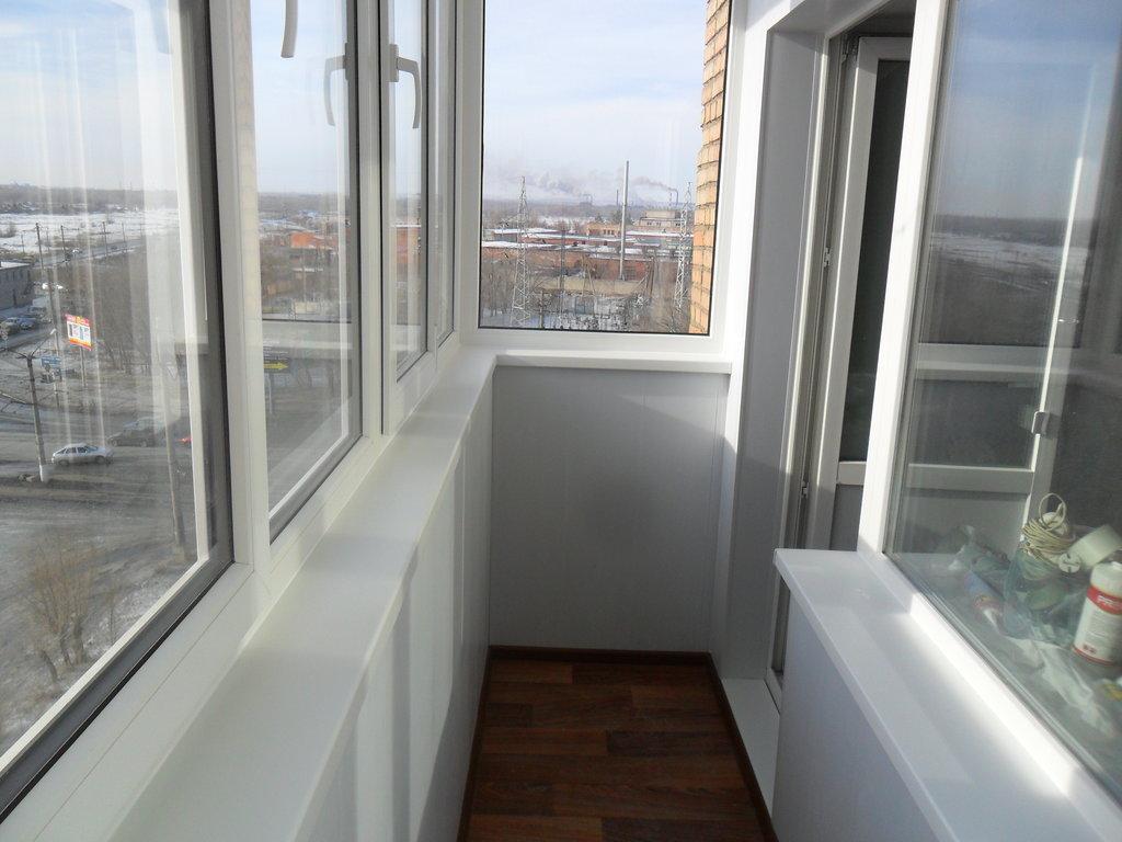 Устройство балконов, лоджий: Внутренняя отделка балкона в Балкон-Уют