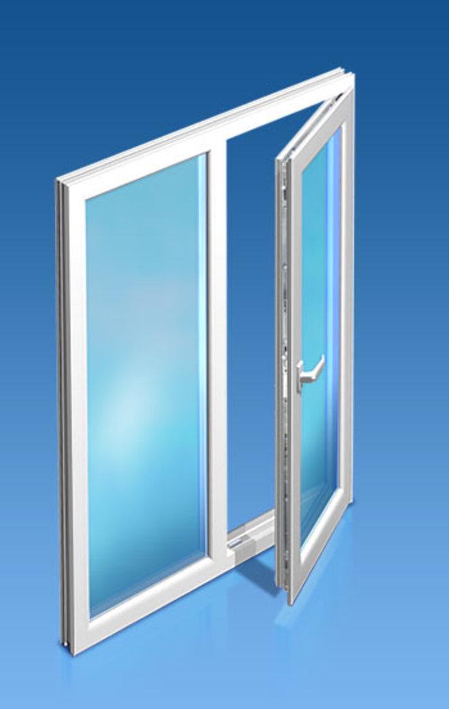 Окна: Установка пластиковых окон от 1000р в ПластЭК
