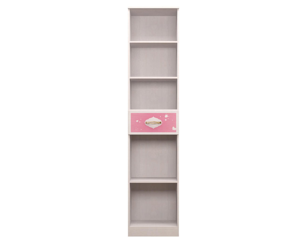 Детские шкафы и стеллажи: Шкаф-стелаж 21 Принцесса в Стильная мебель