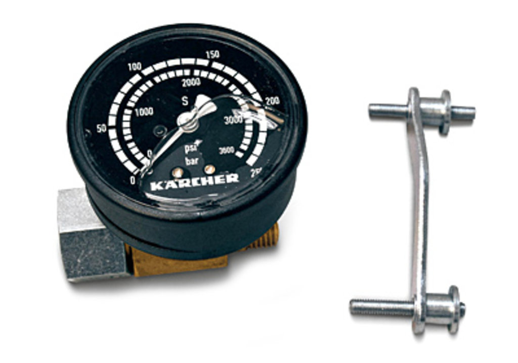 Контрольно-измерительные приборы (КИПиА): Манометр контрольный в Техносервис, ООО