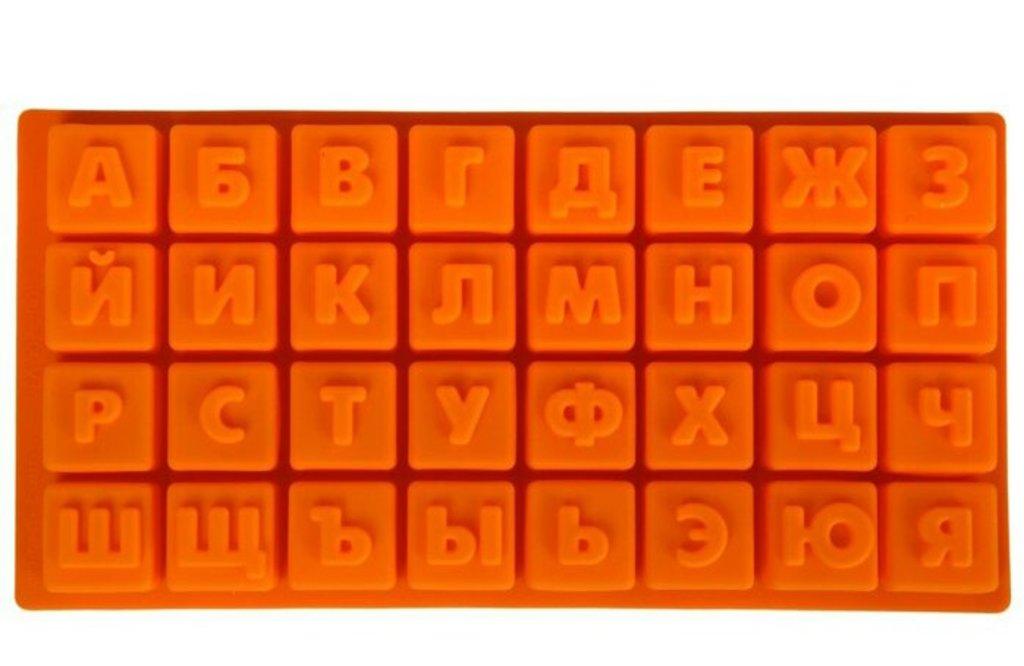 Кондитерский инвентарь: Форма для выпечки Алфавит/32 ячейки в ТортExpress