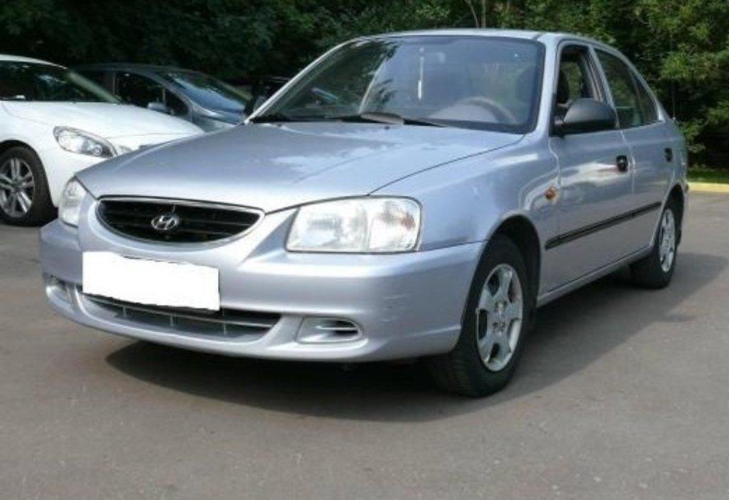 Запчасти б/у: Hyundai Accent + Тагаз  на разбор в Автоцентр