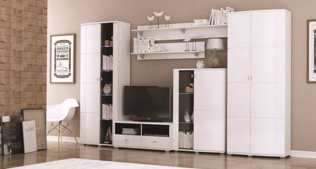 Мебель для гостиных, общее: Мини гостиная Монако в Стильная мебель