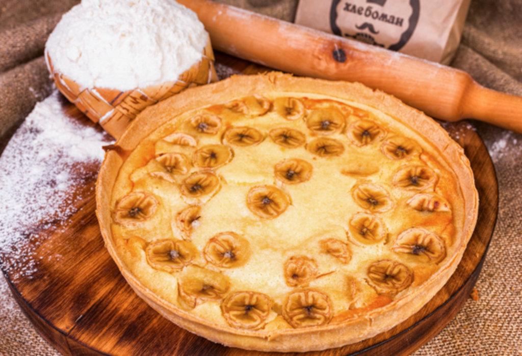Сладкие пироги: Киш с бананом в Хлебоман