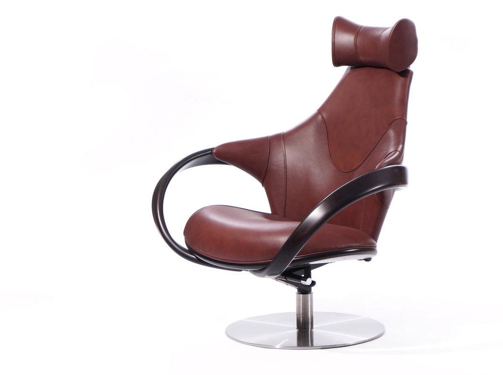 Кресла: Кресло Априори R 9т коричневый в Актуальный дизайн
