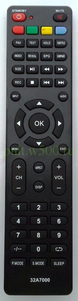 DEXP: Пульт DEXP 32A7000 (LCD) HUAYU в A-Центр Пульты ДУ