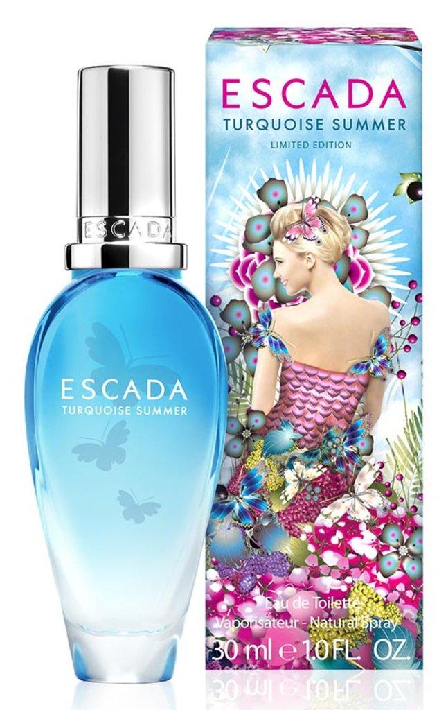 Escada: Escada Turquoise Summer edt 30 ml в Элит-парфюм
