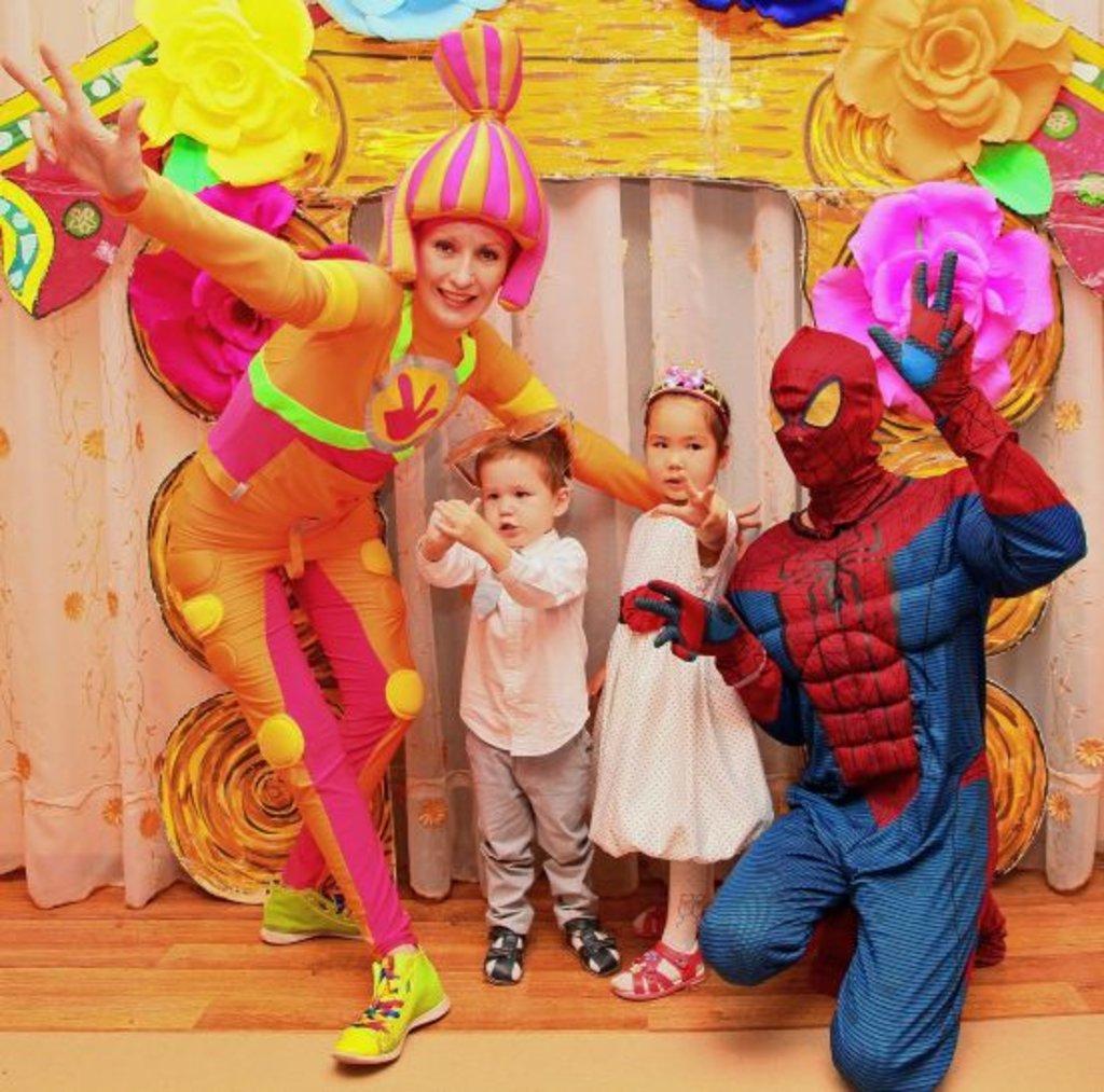 Организация праздников: Проведение праздника детского в Детский центр Фея