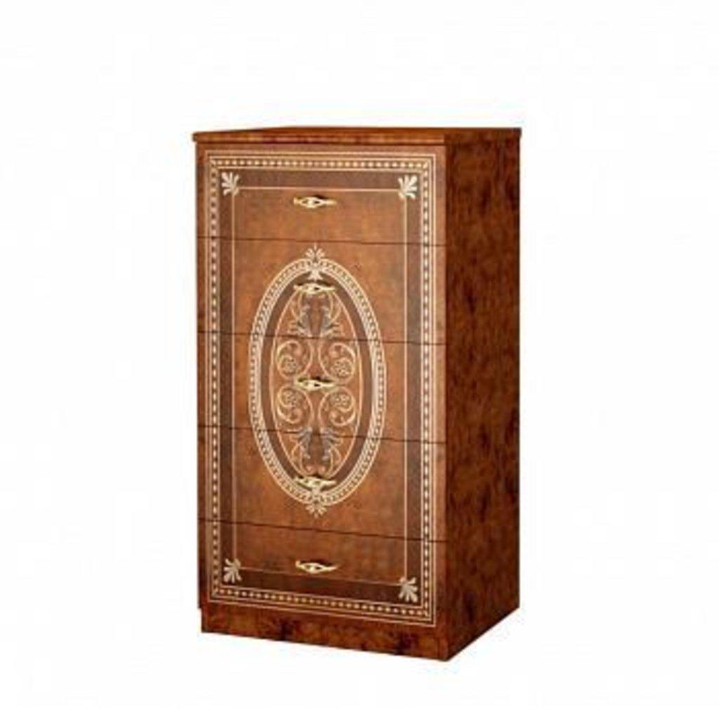Комоды для дома: Комод высокий Лара в Стильная мебель