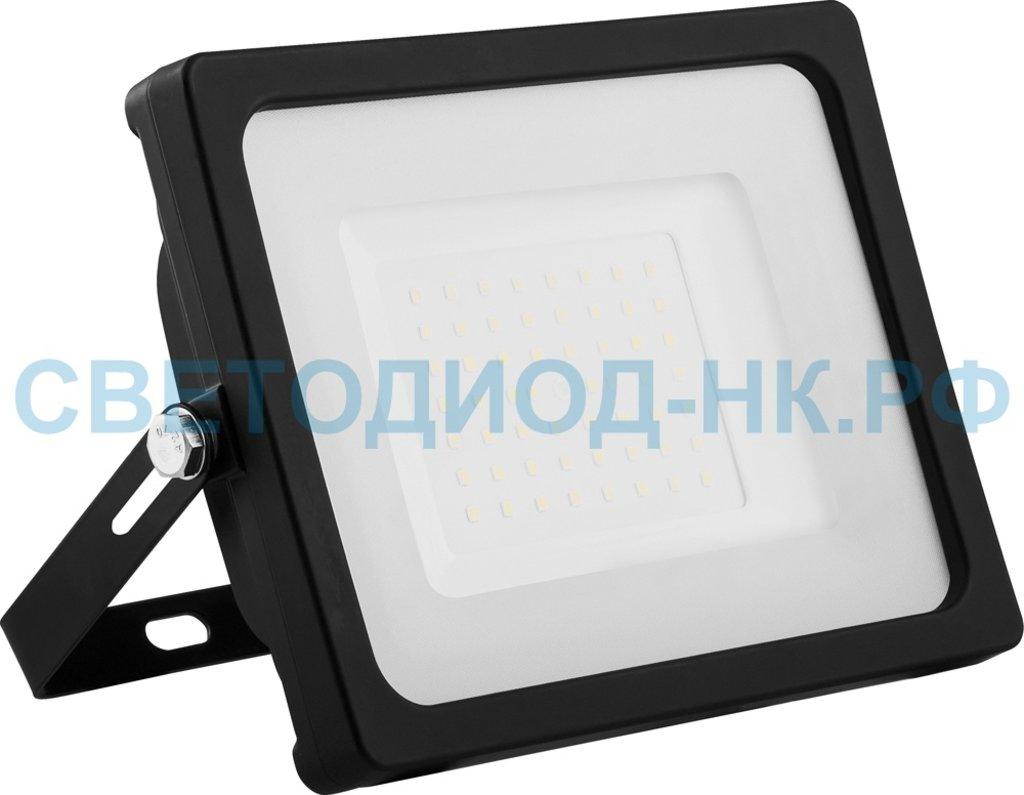 Светодиодные прожекторы: Светодиодный прожектор Feron LL-921 IP65 50W 6400K в СВЕТОВОД