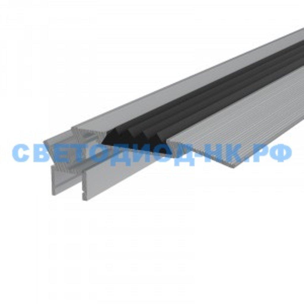 Алюминиевый профиль: Rexant Профиль для ступеней алюминиевый 7928-2, 2м, 146-240 в СВЕТОВОД