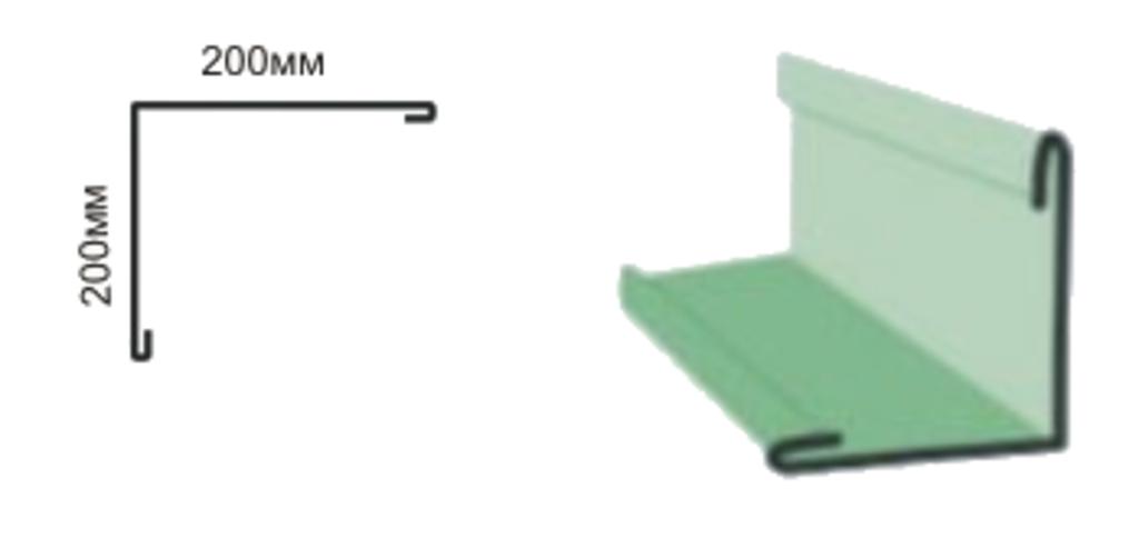 Доборные элементы: Внешний угол с полимерным покрытием в Магнит, ООО