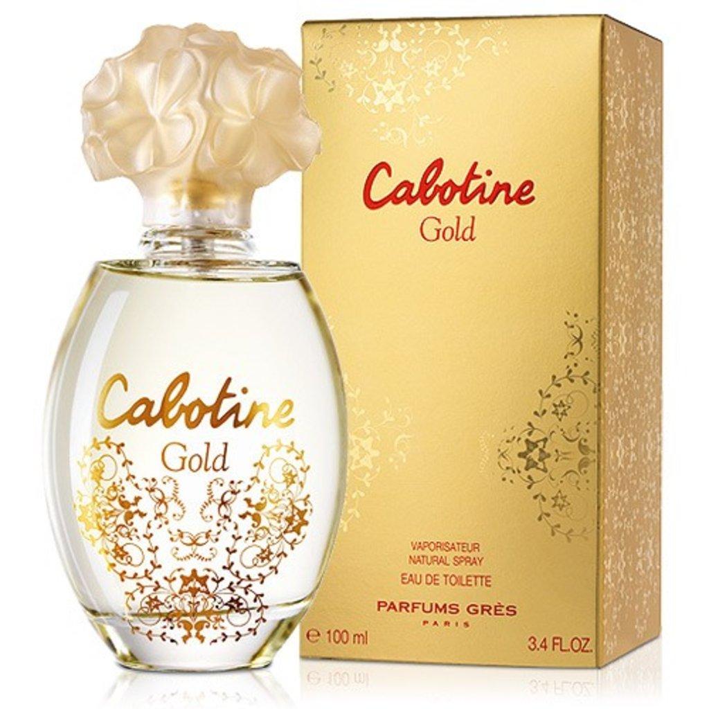 Gres: Gres Cabotine Gold edp в Элит-парфюм