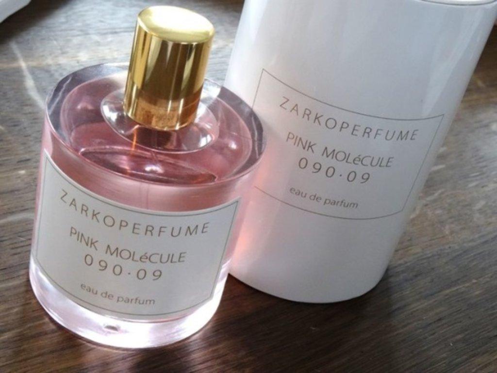 Отливанты от 10мл: Zarkoperfume PINK MOLeCULE 090.09 edp от 10 мл в Мой флакон