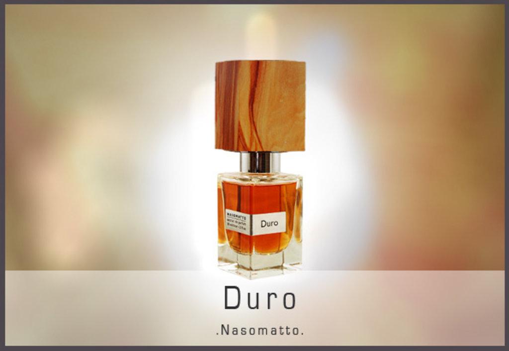Nasomatto (Насоматто): Nasomatto Duro (Насоматто Дуро) edp 30ml в Мой флакон