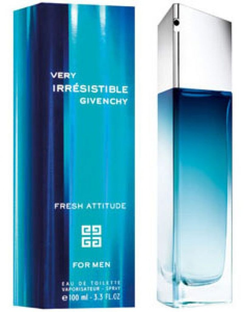 Givenchy: Givenchy Very Irresistible Fresh Attitude Туалетная вода edt м 100 ml в Элит-парфюм