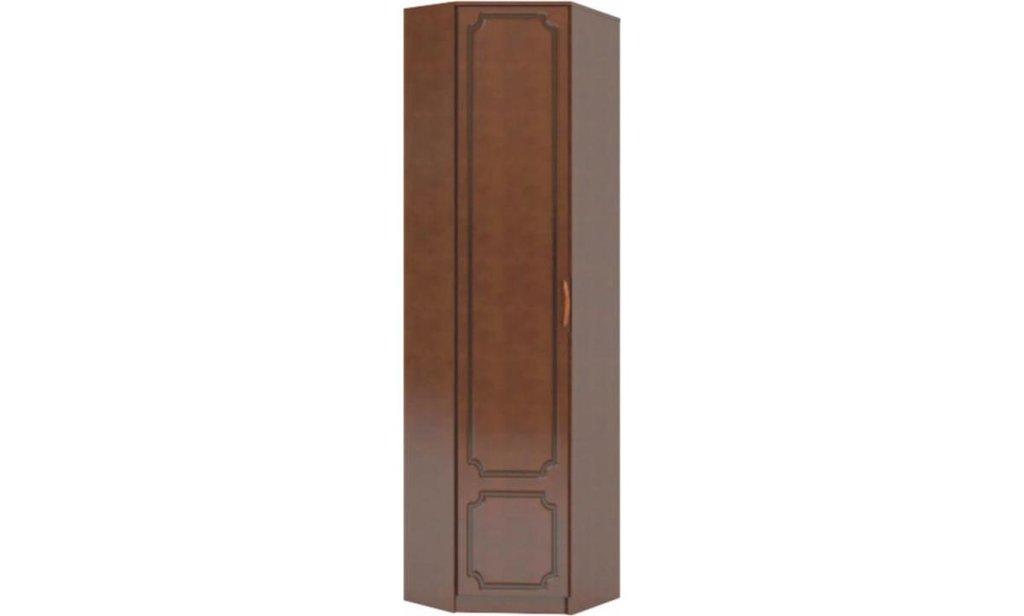 Спальный гарнитур Лакированный: Шкаф угловой ШРУ Лакированный, одежда и бельё, без ящиков, без зеркал в Уютный дом