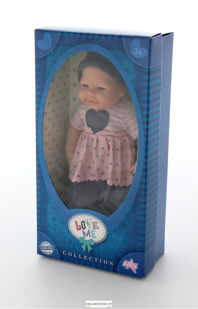 Игрушки для девочек: Кукла Любимый пупс - девочка 42см Полесье Falca в Игрушки Сити
