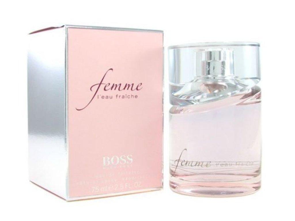 Boss: Туалетная вода Boss Femme L' Eau Fraiche edt ж 75 ml в Элит-парфюм
