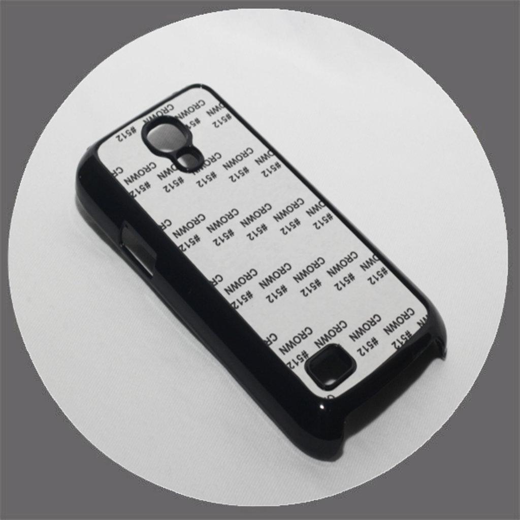 Samsung: Чехол для Samsung Galaxy S4 Mini Черный пластиковый в NeoPlastic