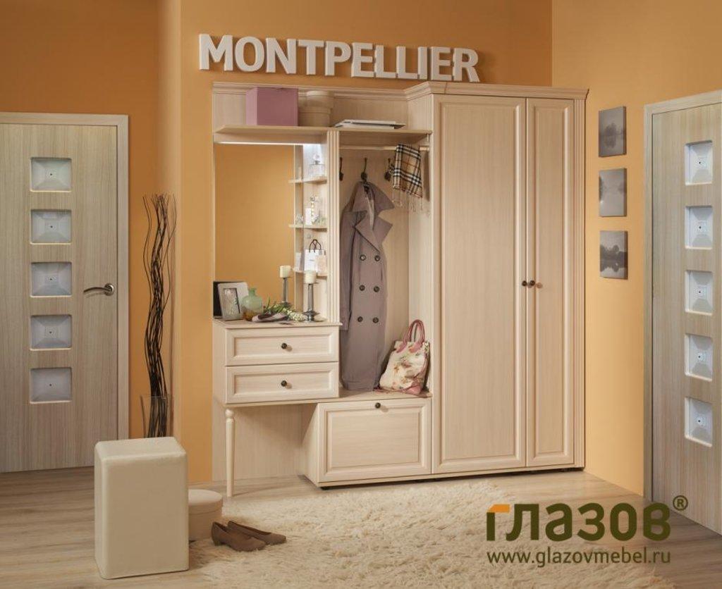 Мебель для прихожей Montpellier: Мебель для прихожей Montpellier в Стильная мебель
