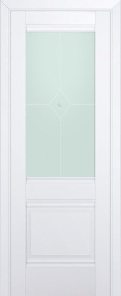 Двери profildoors Серия U: Модель 2u в Салон дверей Доминго Ноябрьск