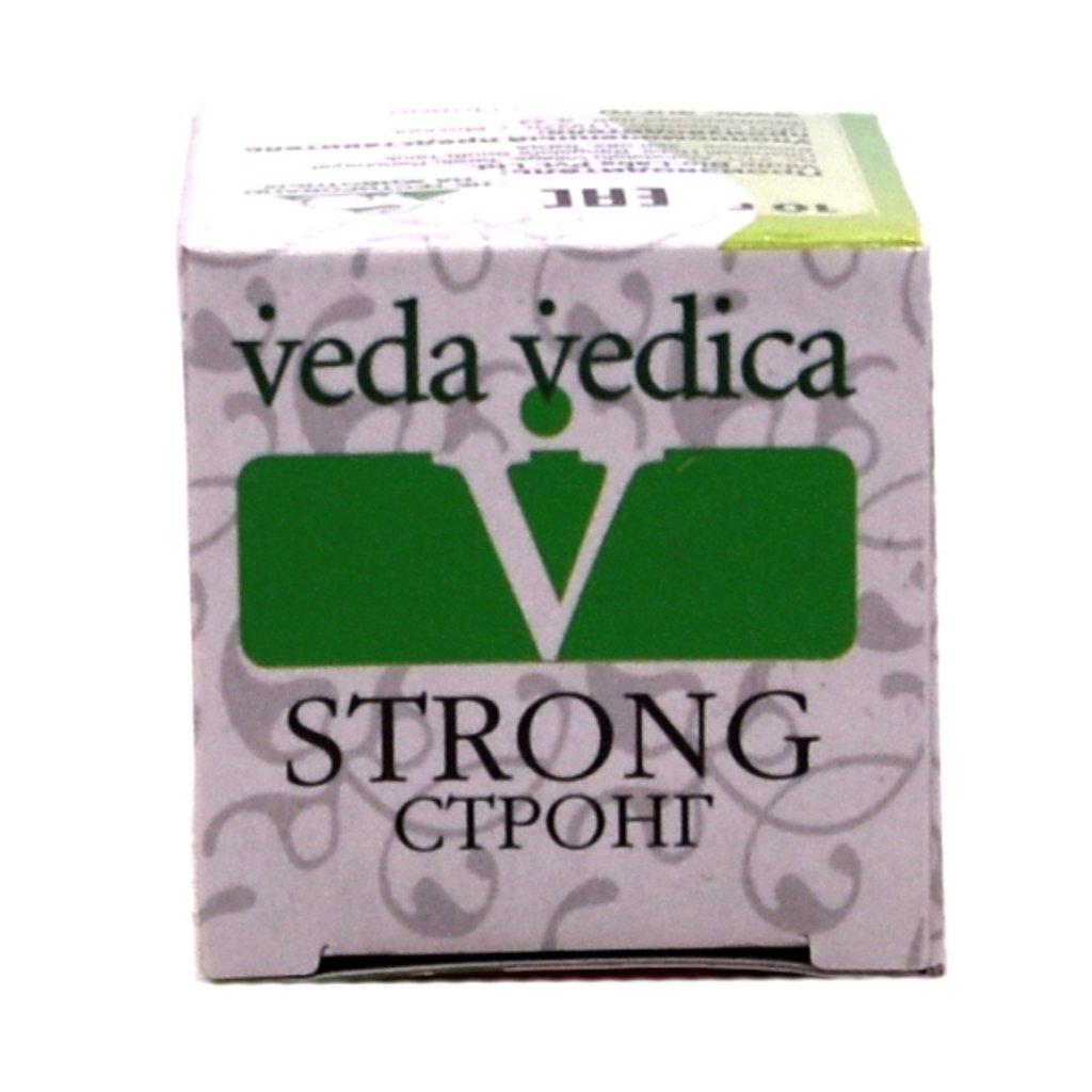 Масла, бальзамы: Veda vadica (Аюрведа) - успокаивающий расслабляющий массажный бальзам. 10г в Шамбала, индийская лавка