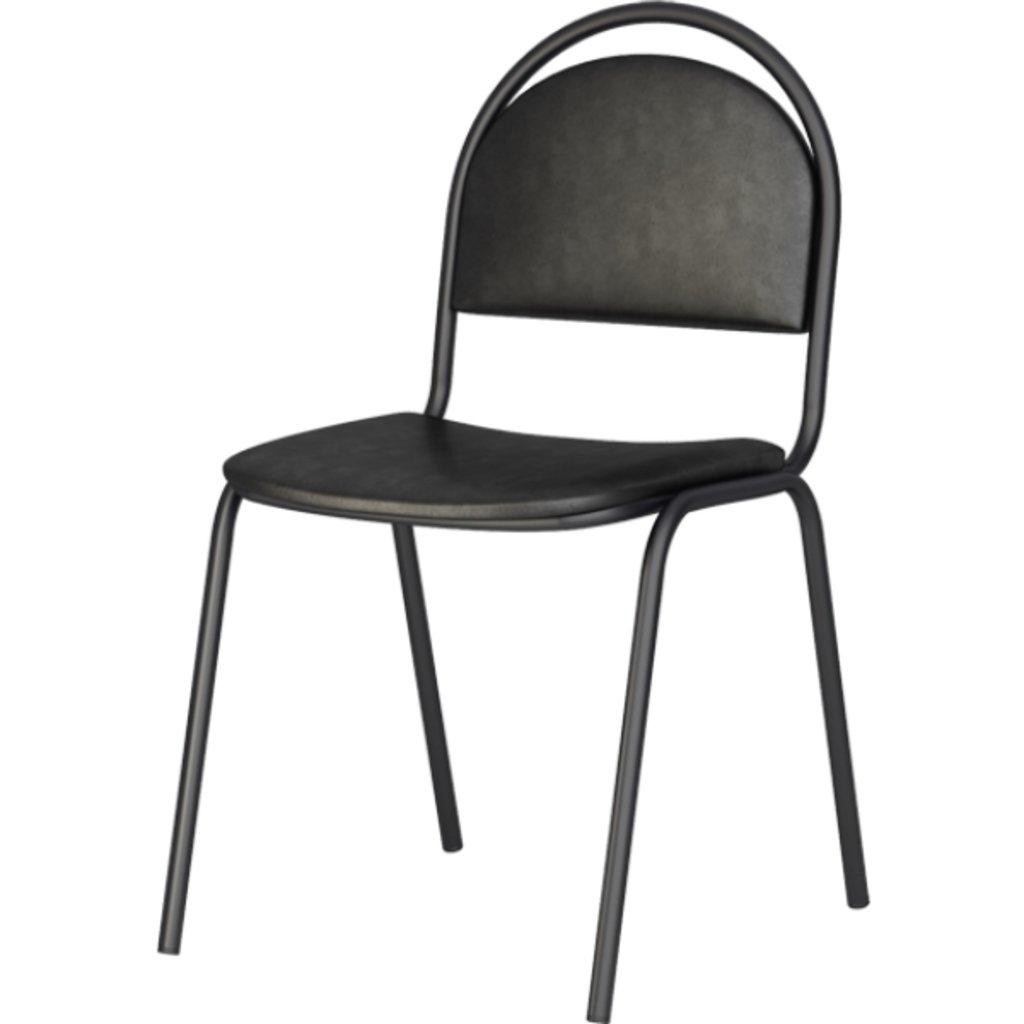 Офисные стулья.: Стул Стандарт (кож. зам) в АРТ-МЕБЕЛЬ НН