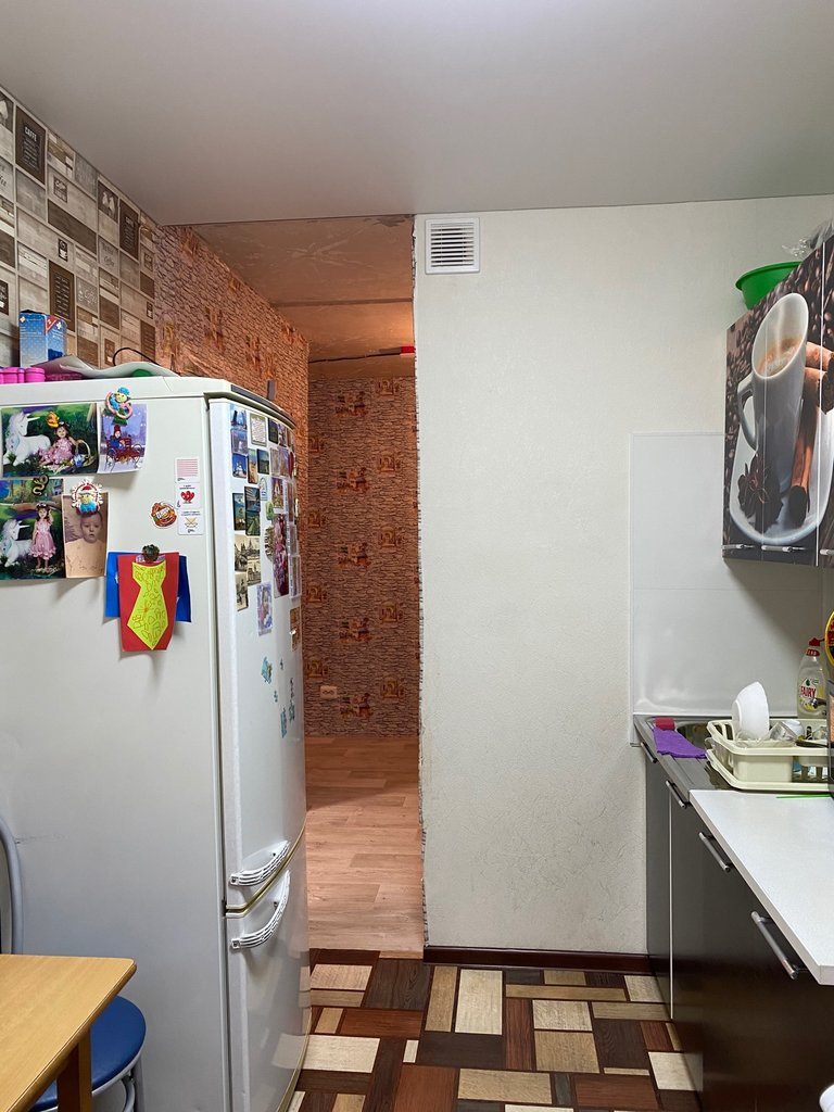 3-комн. квартира: 3-комнатная квартира улица Вологодская дом 37 в Перспектива, АН